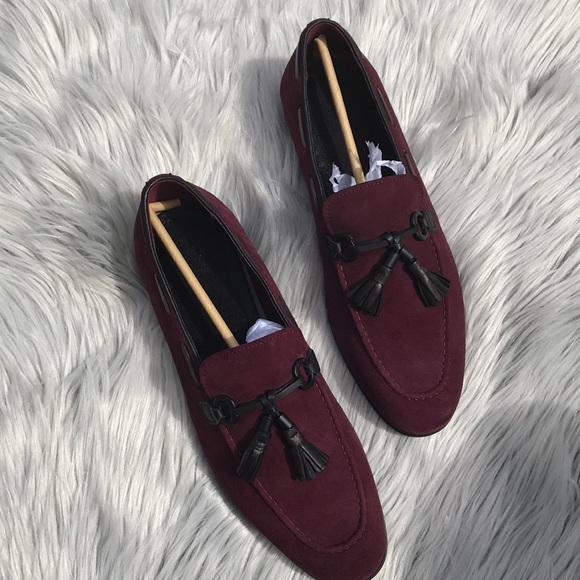 Aldo Shoes | Aldo Maroon Burgundy Suede